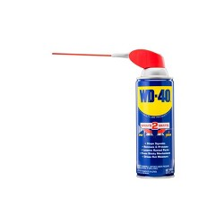 WD-40 12oz Industrial Lubricants Multi-Use Product with Smart Straw Spray