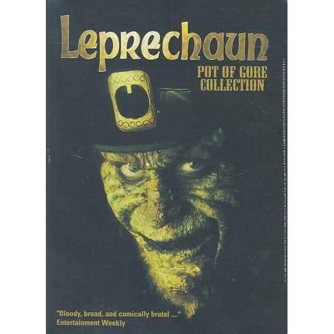 Leprechaun Pot Of Gore Collection (Dvd) (DVD) - image 1 of 1