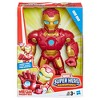 Marvel Black Panther Super Hero Adventures Mega Mighties - Iron Man - image 2 of 4