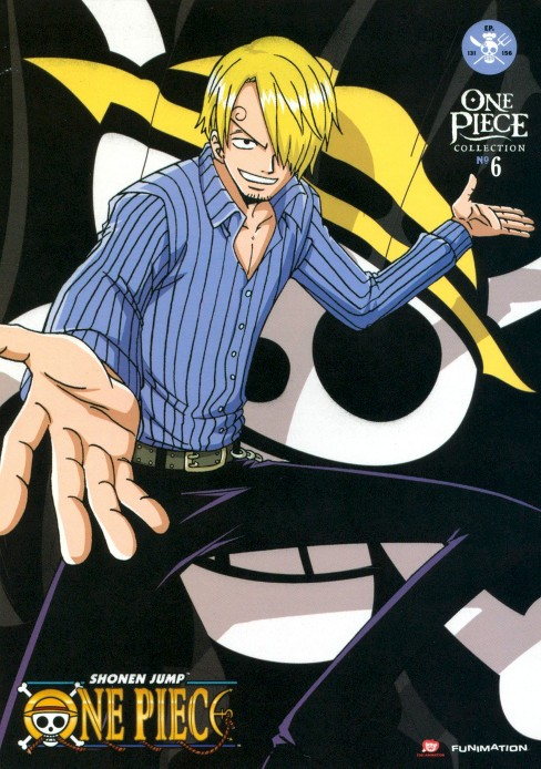 One piece:Collection six (DVD) - image 1 of 1