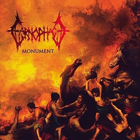 Carnophage - Monument (Vinyl) - image 1 of 1
