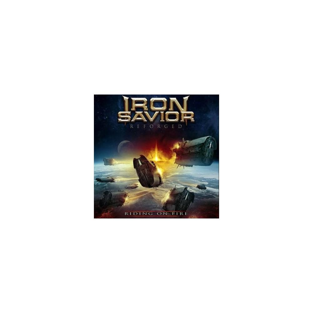 Iron Savior - Reforged:Riding On Fire (Vinyl)