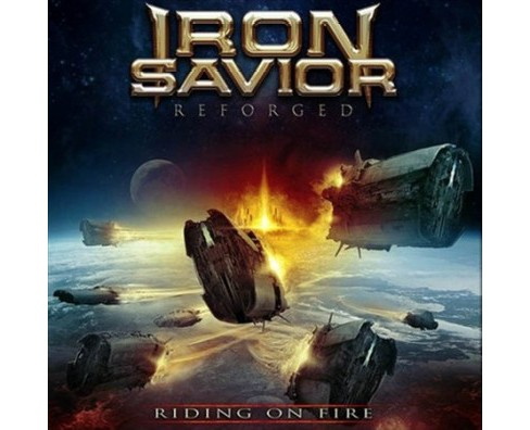 Iron Savior - Reforged:Riding On Fire (Vinyl) - image 1 of 1