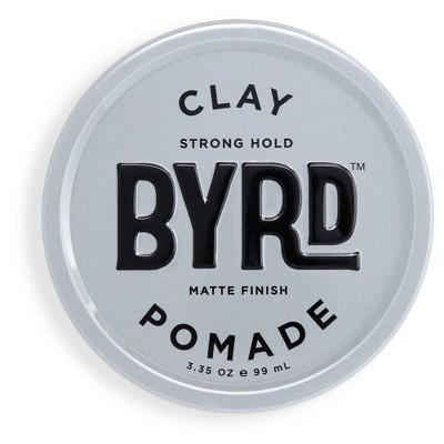 BYRD Clay Pomade - 3.35oz