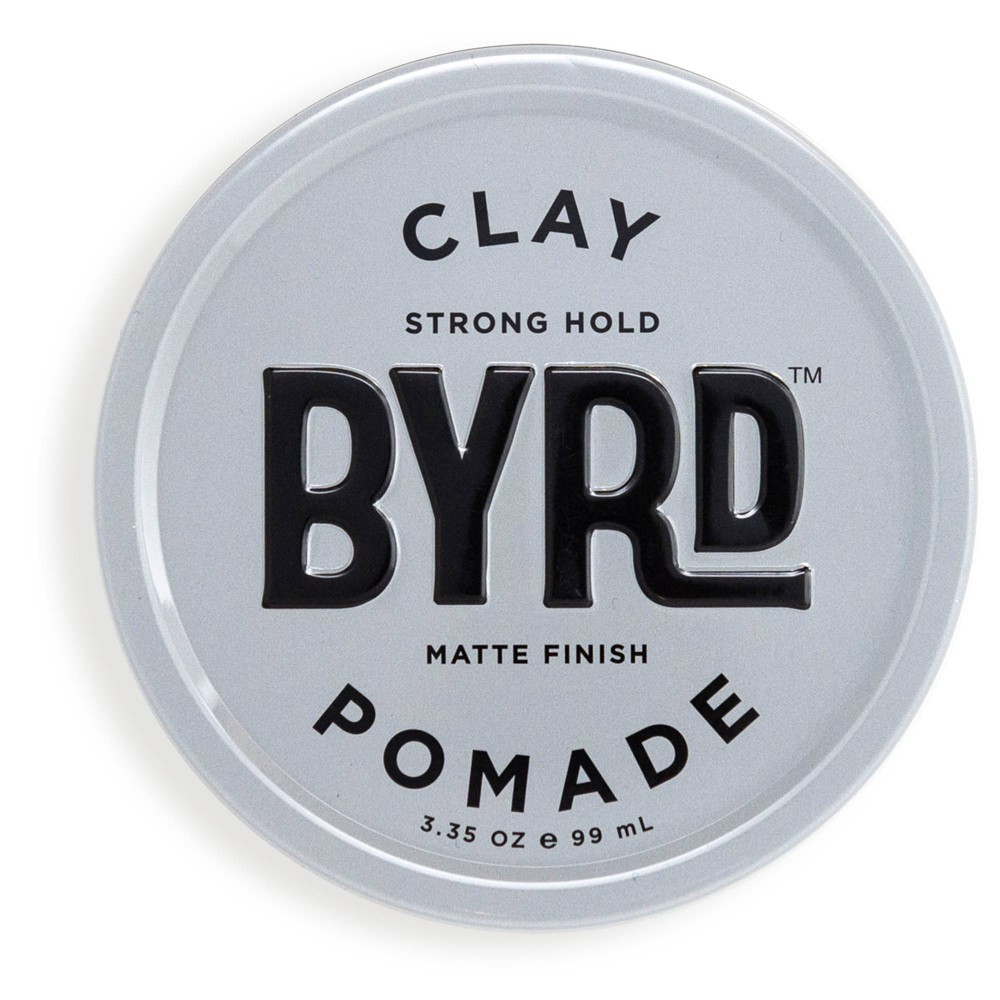 Image of BYRD Clay Pomade - 3.35oz