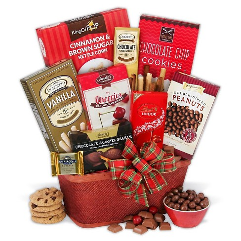 Deck the Halls Gift Basket 5 lbs - image 1 of 1