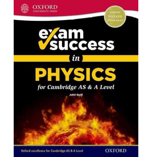 Exam Success in Physics for Cambridge AS & A Level -  by John Quill (Paperback) - image 1 of 1