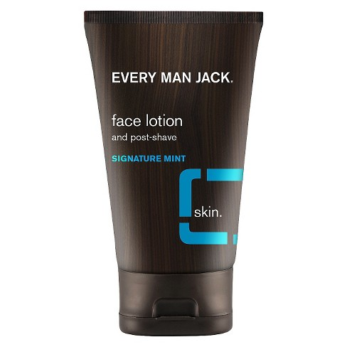 Every Man Jack® Signature Mint Post-Shave Face Lotion - 4.2oz - image 1 of 1