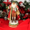"Jim Shore 10.0"" Herr Winter Heartwood Creek Santa  -  Decorative Figurines - image 3 of 3"