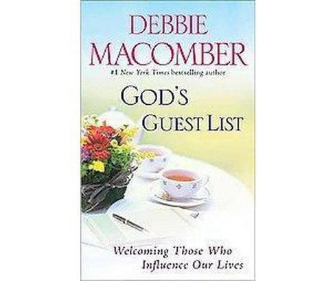 God's Guest List (Reissue) (Paperback) - image 1 of 1