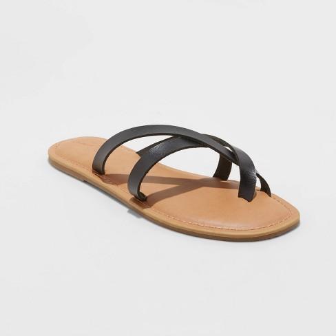 Women's Colette Strappy Flip Flop Sandals - Universal Thread™ - image 1 of 3