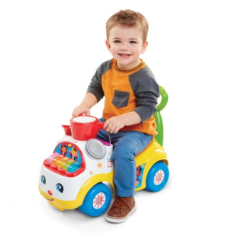 Fisher-Price Little People Music Parade Ride-On - image 1 of 4