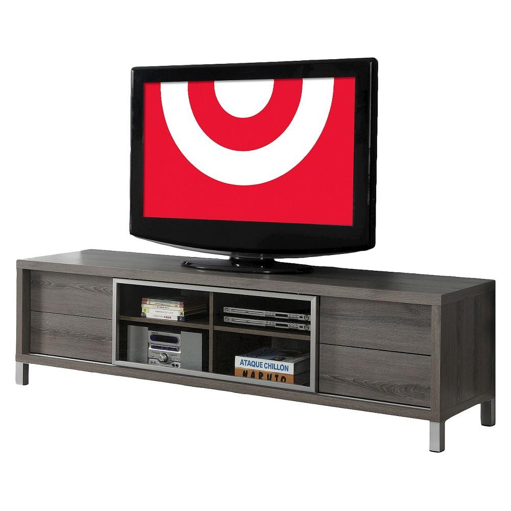 TV Stand - Dark Taupe (70) - EveryRoom