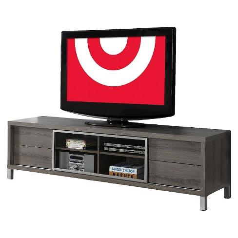 Tv Stand Dark Taupe 70 Everyroom