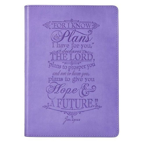 Journal Classic Purple I Know the Plans - (Paperback) - image 1 of 1