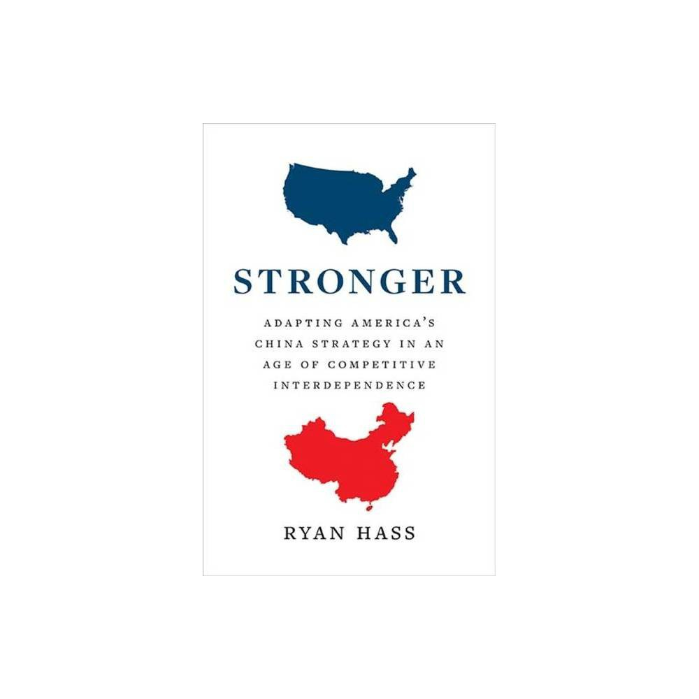 Stronger By Ryan Hass Hardcover