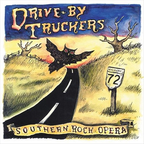 Drive-by truckers - Southern rock opera (Vinyl) - image 1 of 2