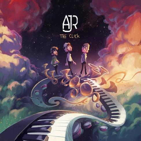 AJR - Click (CD) - image 1 of 1