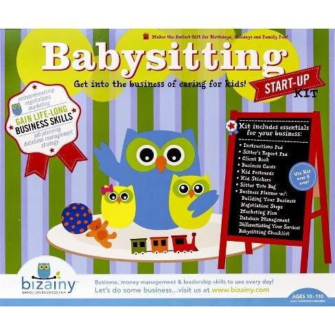Bizainy Babysitting Activity Kit - image 1 of 3