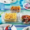 Pyrex Littles 3pc Glass Bakeware Value Pack - image 2 of 4