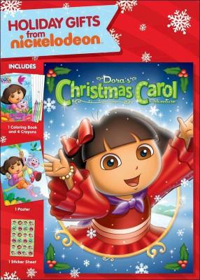 Dora the Explorer: Dora's Christmas Carol Adventure (DVD)