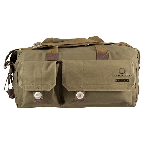 Oregon Ducks Little Earth Large Prospect Weekender Bag - image 1 of 1
