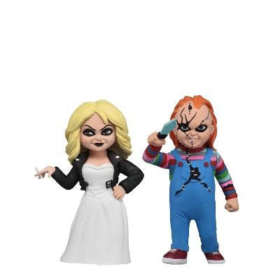 """Toony Terrors Chuck & Tiffany Series 2 6"""" Action Figure 2pk"""