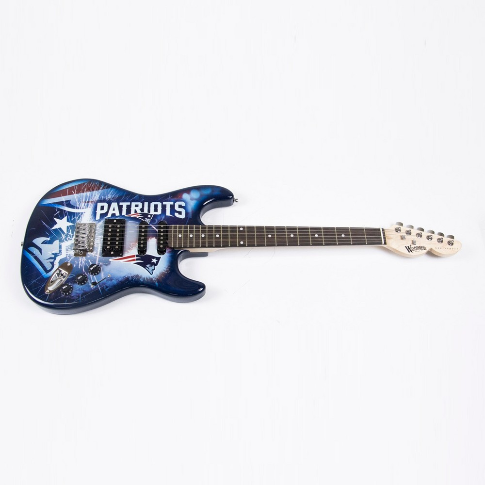 New England Patriots Northender Series II Electric Guitar