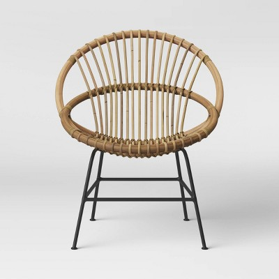 Barbet Rattan Papasan Chair - Opalhouse™
