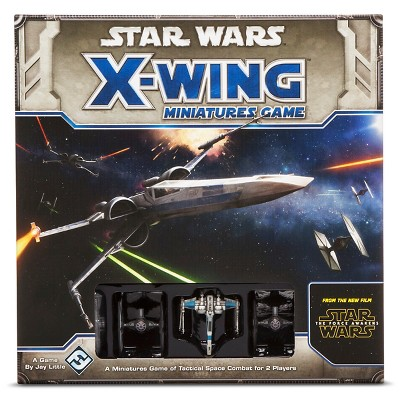 Asmodee FFG Star Wars The Force Awakes X-Wing Miniatures Game