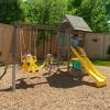 KidKraft Hampton Swing Set/Playset - image 4 of 4