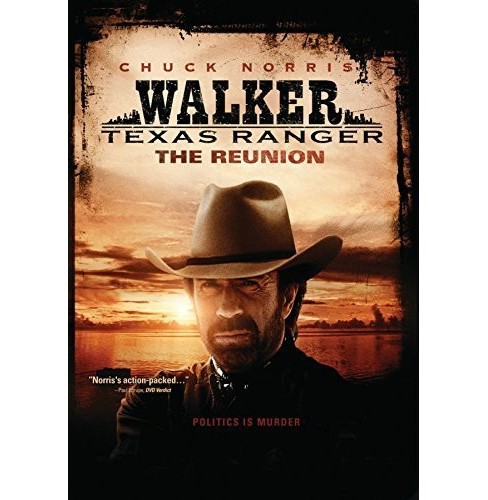 Walker texas ranger:Reunion (DVD) - image 1 of 1