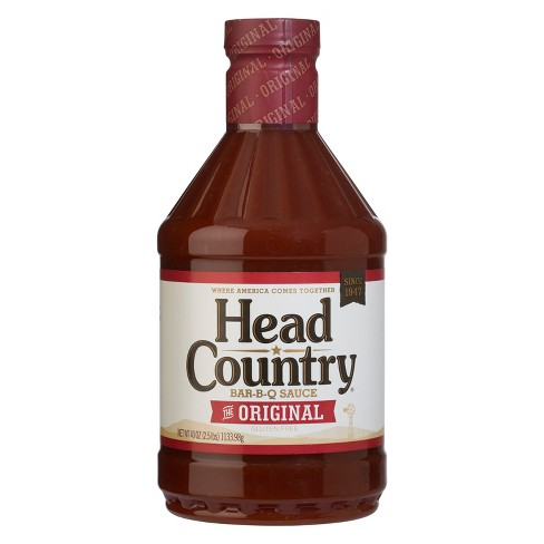 Head Country Original BBQ Sauce - 36oz - image 1 of 1