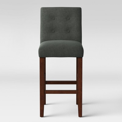 "29"" Ewing Modern Barstool with Buttons - Project 62™"