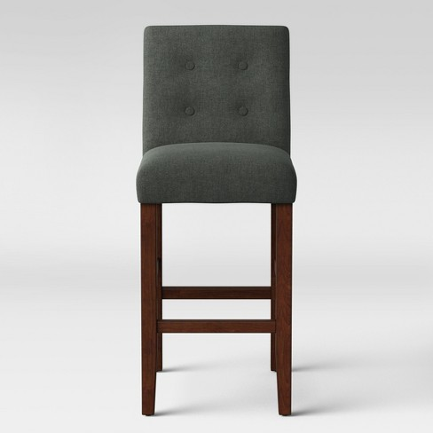 29 Quot Ewing Modern Barstool With Buttons Project 62 Target