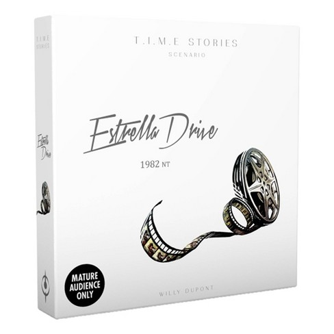 Time Stories: Estrella Drive Expansion Board Game - image 1 of 3