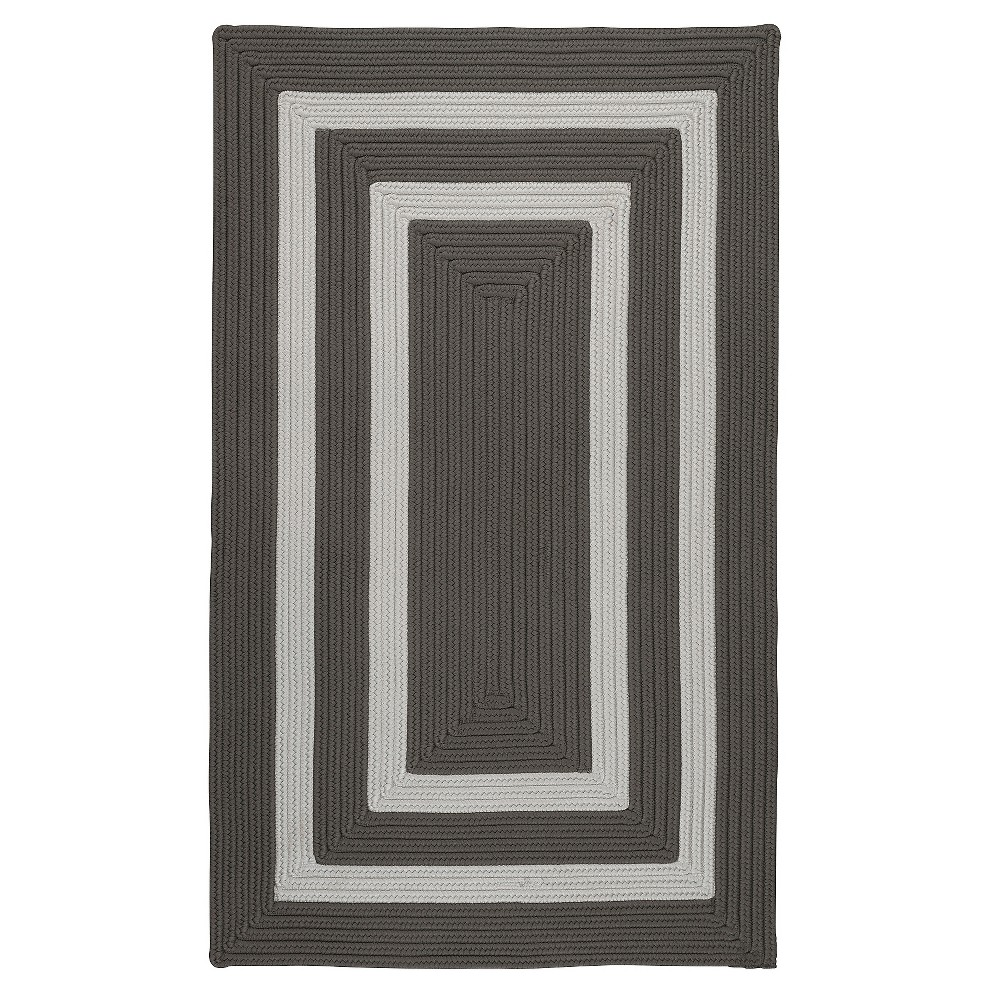Solid Braided Area Rug Colonial Mills