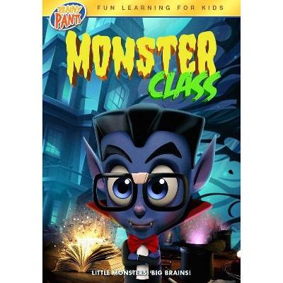 Monster Class (DVD)(2020)