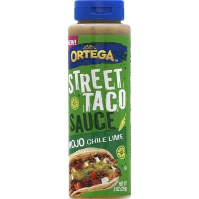 Ortega Street Taco Sauces Mojo - 8oz