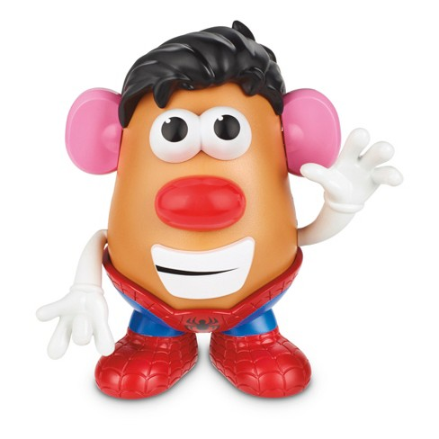 Playskool Friends Mr. Potato Head Marvel Spider-Man/Peter Parker - image 1 of 7