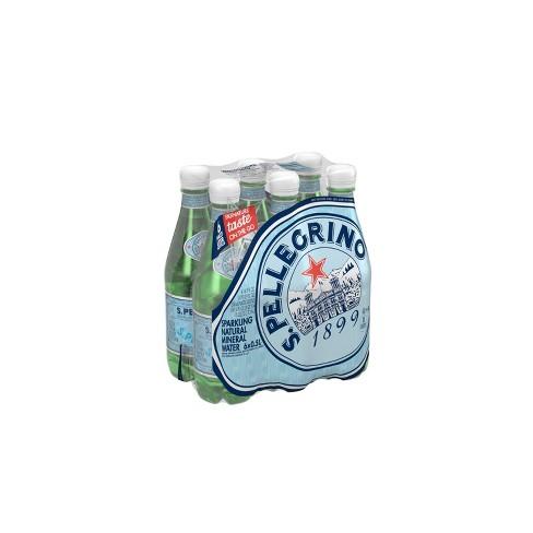 Sanpellegrino Sparkling Natural Flavored Sparkling Water - 6pk/0.5 L Bottles - image 1 of 4