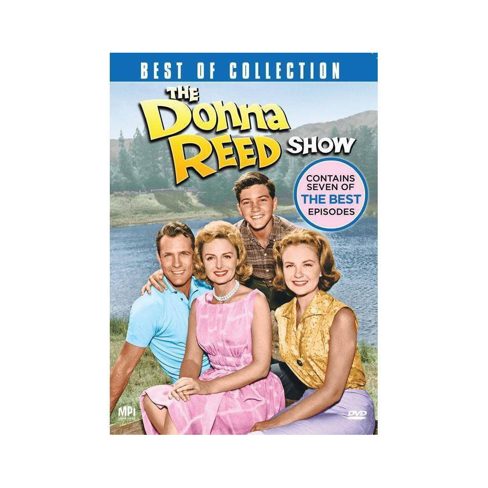 The Donna Reed Show Best Of Collection Dvd