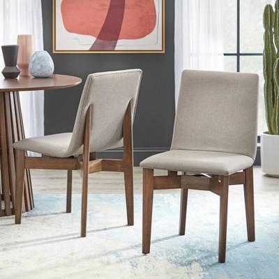 Set of 2 Pavia Dining Chairs - Lifestorey
