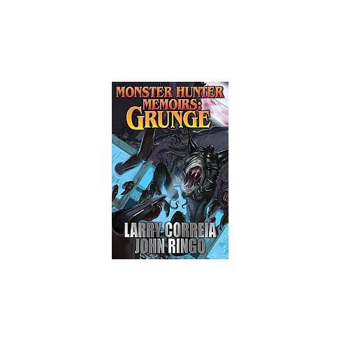 Grunge Hardcover Larry Correia John Ringo Target