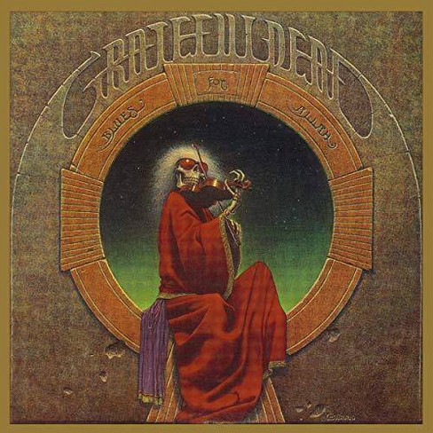 Grateful Dead - Blues For Allah: Expanded & Remastered (Digipak) (CD) - image 1 of 1