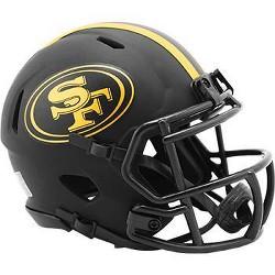 NFL San Francisco 49ers Eclipse Mini Helmet