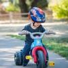 Disney Pixar's Cars Kids' Bike Helmet - Blue/Red - image 2 of 4
