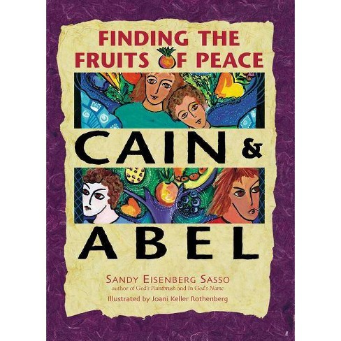 Cain & Abel - by  Sandy Eisenberg Sasso (Hardcover) - image 1 of 1
