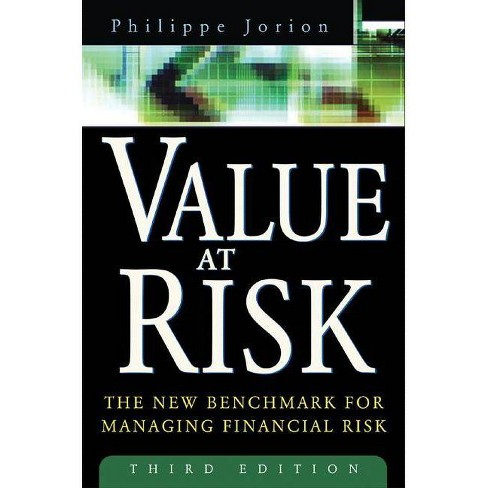 Value at Risk, 3rd Ed. - 3 Edition by  Philippe Jorion (Hardcover) - image 1 of 1