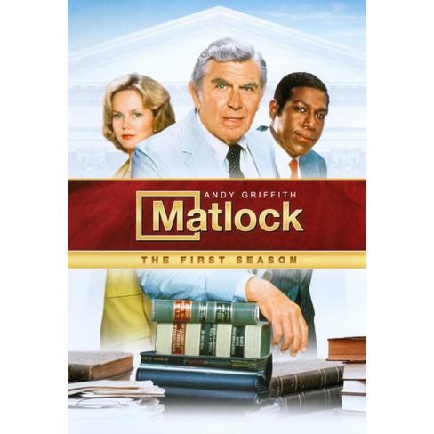 Matlock: The First Season [7 Discs]